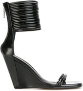 Rick Owens Mignon Ankle Strap Wedge