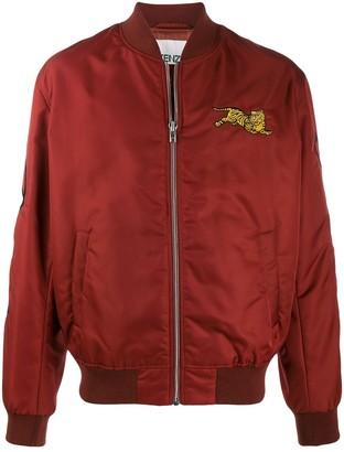 Kenzo Jumping Tiger bomber jacket