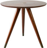 Ave Home Anders Side Table, Mahogany