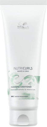 Wella Nutricurls Cleansing Conditioner, Gentle Cleansing Co-Wash for Waves and Curls