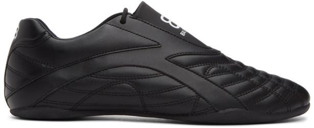 Balenciaga Black Zen Sneakers