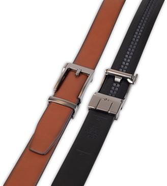 Men's Exact Fit Slide Dress Belt