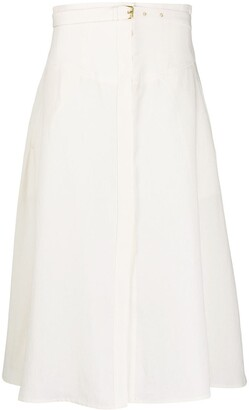 Le Kasha Gizeh high waisted skirt