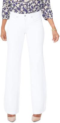 NYDJ Wide-Leg Trouser Jeans