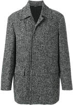 Jil Sander tailored fitted coat
