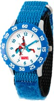 Thumbnail for your product : EWatchFactory Marvel Comics: Spider-Man Boys' Stainless Steel Time Teacher Watch
