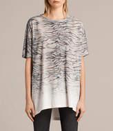AllSaints Tygr Cori T-Shirt