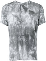 Tom Rebl abstract print T-shirt