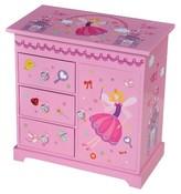 Mele Krista Girls' Musical Ballerina Jewelry Box-Pink
