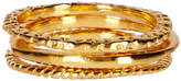 Gorjana Stackable Ring Set - Set of 3 - Size 8