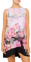 Ted Baker PAINTED POSIE DRESS COVER UP