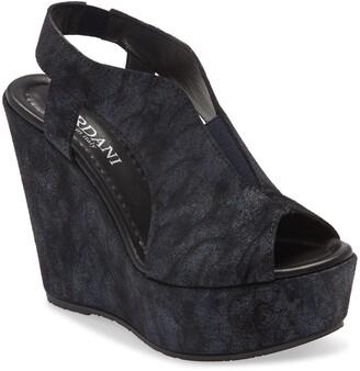 Cordani Orlin Platform Wedge Sandal