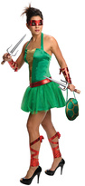Rubie's Costume Co TMNT Raphael Costume Set - Women