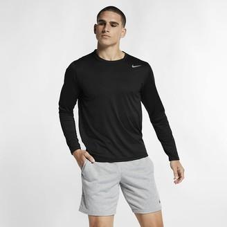 Nike Men's Long-Sleeve Training T-Shirt Dri-FIT