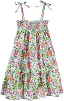 Osh Kosh Knit Dress (Toddler/Kid) - Floral - 2T
