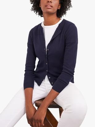 White Stuff Cotton & Merino Wool City Cardigan