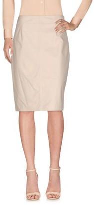 Cruciani Knee length skirt