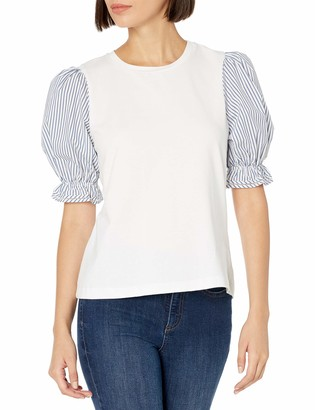 Parker Women's Puff Short Sleeve Charity Combo Top
