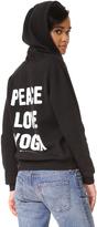 Spiritual Gangster Peace Love Yoga Pullover Hoodie