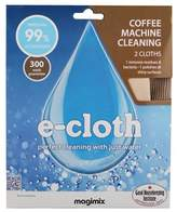 E-cloth Coffee Machine Cleaning Cloth Pack of 2