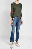 Velvet Cotton Pullover