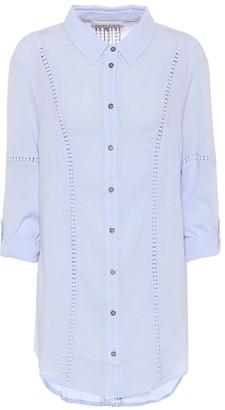 Heidi Klein Bora Bora cotton shirt