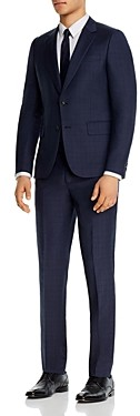 Paul Smith Soho Plaid Extra Slim Fit Suit - 100% Exclusive