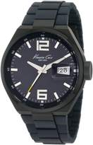 Kenneth Cole New York Kenneth Cole Men's KC3918 Polyurethane Quartz Watch with Dial
