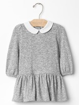 Gap Collared marl dress