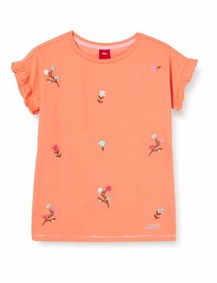 S'Oliver Girls' 403.10.004.12.130.2022561 T-Shirt