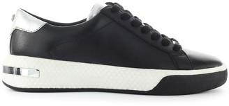 Michael Kors Codie Black Silver Sneaker