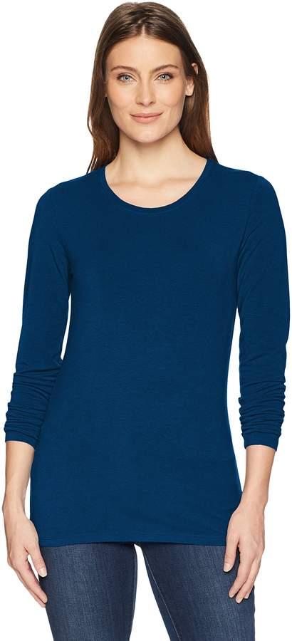 c9b1a27276697 Teal Shirt Long Sleeve Women - ShopStyle Canada