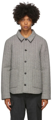 Officine Generale Grey Theo Jacket