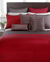 Hotel Collection Frame Lacquer Full/Queen Duvet Cover Bedding