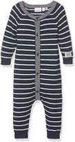 Name It Baby Boys' Nitfrille Ls Knit Suit Mznb Ger Footies