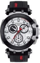 Tissot T-Sport T-Race Chronograph - T1154172701100 (White) Watches
