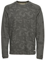 Only And Sons Camouflage Pullover