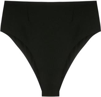 Haight High Leg Highwaisted Bikini Bottom