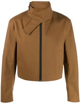 Alyx cropped high neck jacket