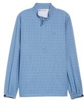 Travis Mathew Men's Dubes Quarter Zip Pullover Jacket
