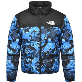 The North Face 1996 Nuptse Down Jacket Blue