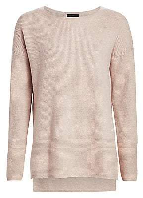 Saks Fifth Avenue Women's COLLECTION Cashmere High-Low Tunic