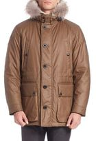 Belstaff Waxed Cotton Windsor Jacket