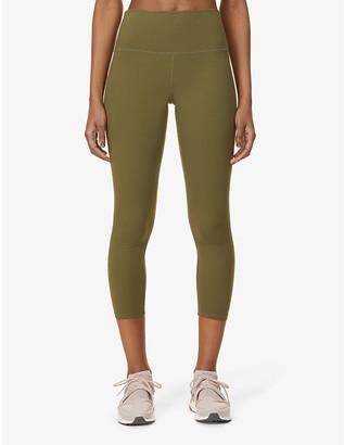 Varley Whitley high-rise stretch-woven leggings