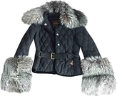 Moncler Rabbit Fur Coat