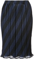 Alexander Wang striped skirt