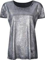 RtA metallic T-shirt