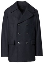 Banana Republic Italian Wool-Blend Peacoat