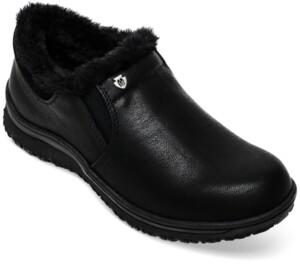 Minnetonka Women's Erie Faux-Fur Booties Women's Shoes