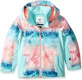 Roxy Girls' Mini Jetty Snow Jacket